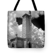Confederate Resting Place Tote Bag