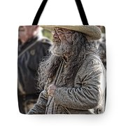 Confederate Soldier Tote Bag