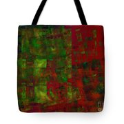 Confetti - Abstract - Fractal Art Tote Bag