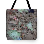 Confetti Graffiti Tote Bag