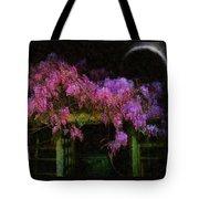 Confetti Of Blossoms Tote Bag
