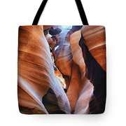 Confined Spaces Tote Bag