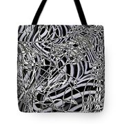 Confusion In Tangles  Tote Bag