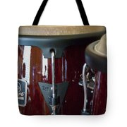 Congas Tote Bag