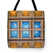 Congress Art Tote Bag by Greg Fortier