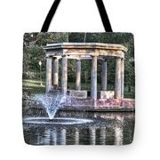 Congress Park Tote Bag
