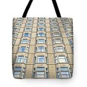 Congress Plaza Hotel Windows Tote Bag