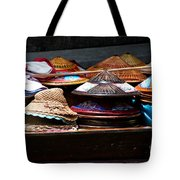 Conical Hats 01 Tote Bag