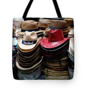 Conical Hats 02 Tote Bag