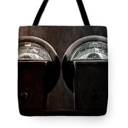 Conjoined Twins Tote Bag