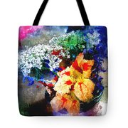Conjuring Claude Monet Tote Bag