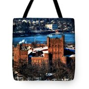 Connecticut Street Armory Winter 2013 Tote Bag