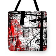 Connection 26 Tote Bag