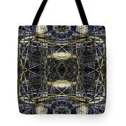 Connections 3 Tote Bag