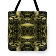 Connections 4 Tote Bag