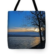 Conowingo Sunrise Tote Bag