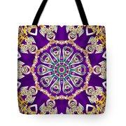 Conscious Carousel Tote Bag