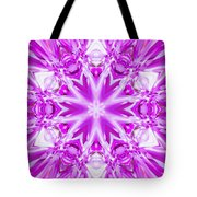 Conscious Rippled Light Tote Bag