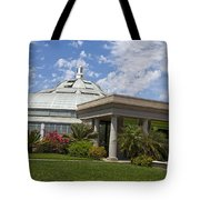 Conservatory At The Huntington Library Tote Bag