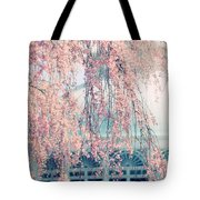 Conservatory  In Spring Tote Bag