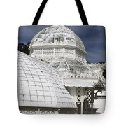 Conservatory Of Flowers Gate Park Tote Bag