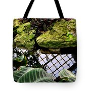 Conservatory Reflections Tote Bag