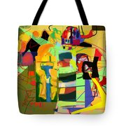 come to know the ways of Hashem Tote Bag