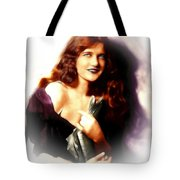 Constance Binney Tote Bag