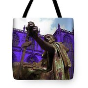 Constantine The Emperor At Yorkminster Tote Bag