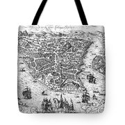 Constantinople, 1576 Tote Bag by Granger