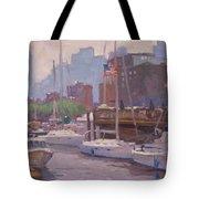 Constitutional Marina Tote Bag
