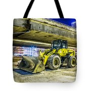 Construction At Rest Tote Bag