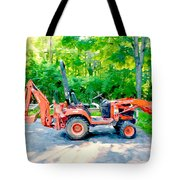 Construction Machinery Equipment 1 Tote Bag
