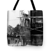 Construction Workers Tote Bag