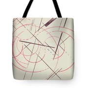 Constructivist Composition, 1922 Tote Bag