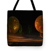 Consumed From Within Tote Bag