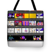 Contact Sheet Tote Bag