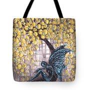 Contemplation-color Variaton Tote Bag