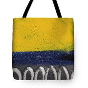Contemplation Tote Bag by Linda Woods