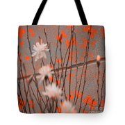 Contemporary Art - Butterfly Kisses - Luther Fine Art Tote Bag