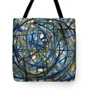 Contemporary Art Seventeen Tote Bag