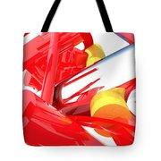 Contemporary Vector Art 1 Tote Bag