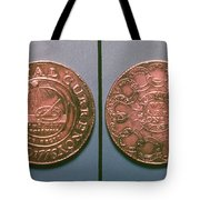 Continental Dollar, 1776 Tote Bag