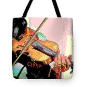 Contorno Fiddle II Tote Bag