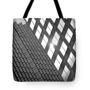 Contrasting Architecture Tote Bag