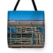 Convention Square Tote Bag