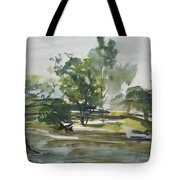 Convergence Tote Bag