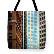 Convergence Tote Bag by Mick Burkey