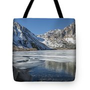 Convict Lake Morning Tote Bag