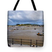 Conway Harbour Tote Bag